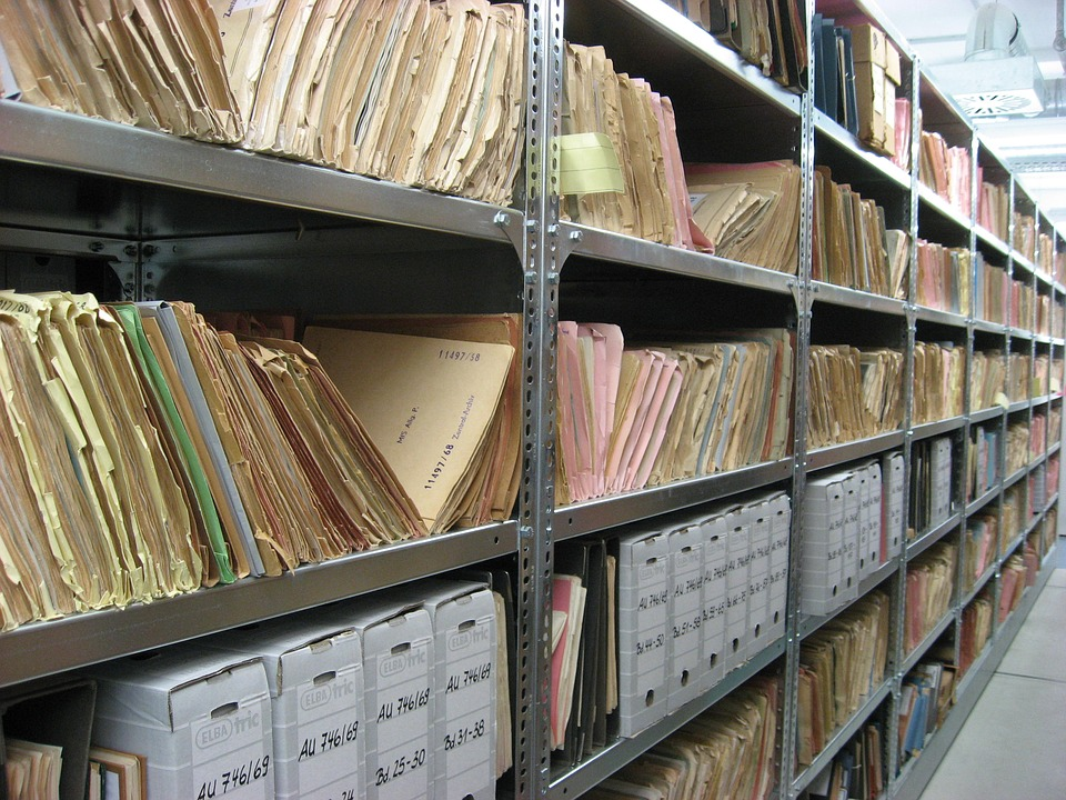 Retail File Archiving